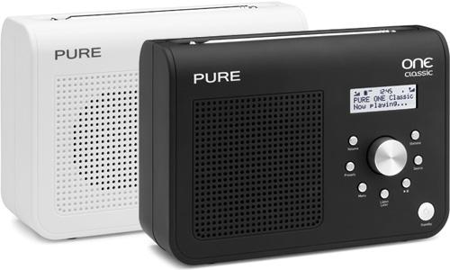 One Classic Series Ii Pure Radio Fm Dab
